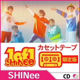 【2次予約】初回限定ポスター[カセットテープ限定版] SHINee(シャイニー) 正規5集 1 of 1Vol.5 / prism / SHINee WORLD V/cassette tape★絶対チャート反映★