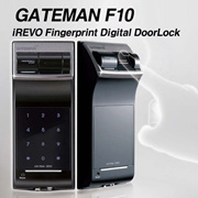 iREVO Fingerprint Digital DoorLock GATEMAN Z10  WF20(New version of WF10)★ Z10-FD /  Z10-FHH