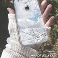 [Q-commerce] Mirror Jelly Case★iPhone 7/7 Plus/6S/Galaxy S7/Edge/J7 Prime/A5/A7/2017/Note 5/4/LG V20