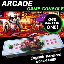 ★ Arcade Game Console ★ Arcade Games on home ★  TV*Arcade Game Joystick Controller Games Console