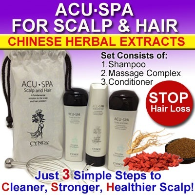 Qoo10 xmas sale premium hair loss product natural for Acu salon prices
