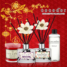 [CNY GIft Idea] Cocodor Diffuser 200ml / Made in Korea / 4 Scents