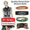 [Free Earring] New Design Korea Style Fashion Women Belts/ Candy colors bowknot belt/ Waist belts/ Color Ribbon Belts/ Stylish Women Accessories/ Fashionable/ Belt