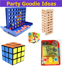 [BULK BUY= 10pcs/SET]Party Packs Goodie Bag Birthday Gifts Board games Children Day Party Supply