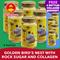 ★Improved Formula!!!  Golden Bird Nest with Rock Sugar and Collagen 6x150ml!! FREE Golden Bird Nest with Rock Sugar and Collagen 4x150ml!!