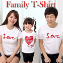 [Howru Shop] ★ 2015 Premium Family T-shirts ★ cotton 100% / Korea Singer Star Sponsorship / High Quality Family clothes / Best Gifts /Kids / Boy / Girl