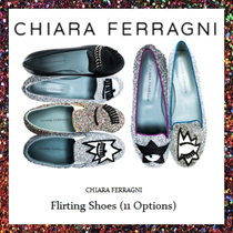 Chiara Ferragni Flirting Shoes (Available In 11 Options)