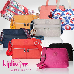 [Kipling] department store 71 TYPE Cross / Backpack / from USA / 100%AUTHENTIC