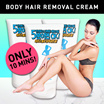 ❤LOWEST BEST PRICE❤TEN MINUTES BODY HAIR REMOVAL CREAM❤NO PAIN❤NO IRRITATION❤GET NICE SMOOTH LEGS❤