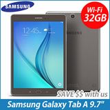 [Super Sale] 2015 Samsung Galaxy Tab A 9.7 inch 32GB WIFI