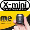 X-mini ME Thumbsized Speakers for Smartphones