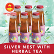 [Herbal Drink] Silver Nest with Herbal Tea 6 bottles x 250ml Promotion!!