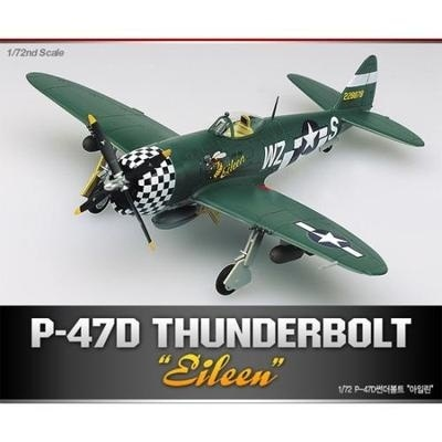 【クリックで詳細表示】[Academy] アカデミー プラモデル 12474 P-47D THUNDERBOLT EILEEN 6000 / 送料無料