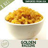 Golden Raisins [1kg] The Nuts Warehouse