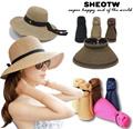 ★Local Seller CAP★ Premium Quality Fast Shipping ♔Bestseller♛UV protect Prahat+ribbon+strap out door beach sun cap