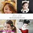 [Love List]Baby Headbands/ kids Hairbands/ Baby Hair clips /Baby Accessories/Hair Accessories
