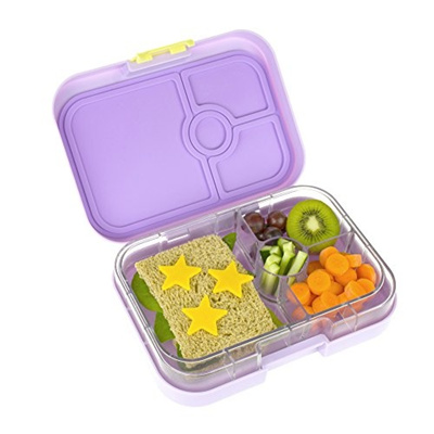 qoo10 yumbox panino lavande purple leakproof bento lunch box container for kids fashion. Black Bedroom Furniture Sets. Home Design Ideas