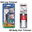 ★BUY $40 FREE SHIPPING★KAI 貝印 Leg trimmer 2 pcs!!
