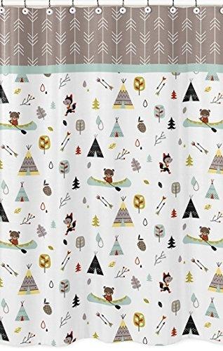 Qoo10 outdoor adventure nature fox bear animals kids for Kids outdoor fabric