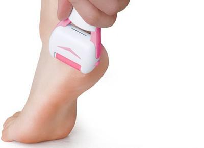 かかと美人電動かかと削りかかと角質取り角質フットケアレッグ脚かかと角質美脚角質かかとケア【送料無料】