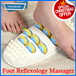 ★Best Selling In Japan★Acupuncture Reflexology Therapy Foot roller Massager/Singapore seller/ Fast Delivery
