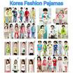 * Korea Fashion Kids Pyjamas * Children Pyjamas * PJ * Kid Pyjamas