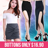 [CarrisLabelle] Pants/Skirts/Skorts/Shorts from only $16.90