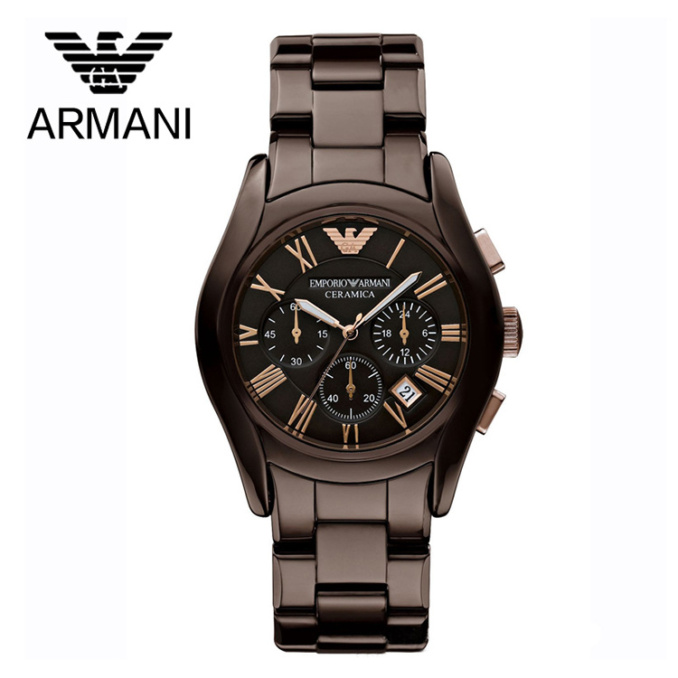 【クリックで詳細表示】EMPORIO ARMANI エンポリオ アルマーニ AR1446 腕時計 レディース用 メンズ用 セラミック ユニセックス 新品 超特価 時計 送料無料 正規輸入品