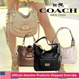 Exclusive Sale on Qoo10 Coach Kristin Collection/Official Genuine Products Shipped from USA