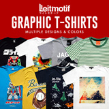 ★★ Limited Edition Graphic T-Shirts for Men. Smart Looking Tops and Shirts. Reduced Price + Amazing Collection! ★★