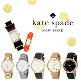 [KATE SPADE]Luxury Fashion Watch Collection