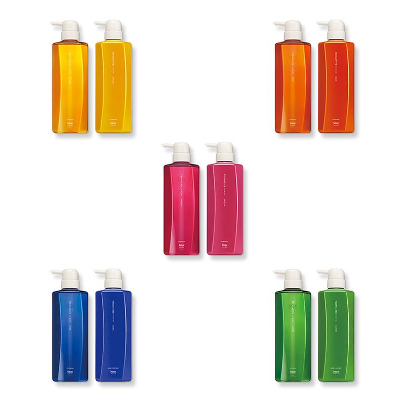 HOYU PROMASTER COLOR CARE Shampoo 600ml + Treatment 600g SET