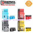 [10 Years Warranty] Original Remax MicroSD Micro SD SDHC Class 6 / 10 8GB / 16GB / 32GB Memory Card Up to 80Mb/s