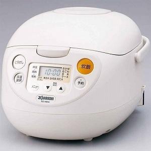 【クリックで詳細表示】象印マホービン 炊飯器 マイコン炊飯ジャー 極め炊き 5.5合炊き NS-WB10