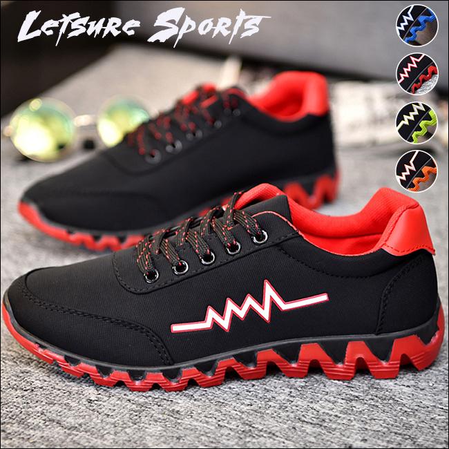 デニム インヒールスニーカー 春ブーツ 靴 シューズ メンズハイカットスニーカー スニーカー ショートブーツ 大人カジュアルシューズ 韓国ファッション 大きいサイズ