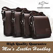 RESTOCK November - High Quality Guarantee Mes Leather Handbag Messenger Bag - Tas Pria - Best Seller - Limited Stock