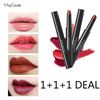 【MayCreate】1+1+1 DEAL!!! Long-lasting Matte Lip Rouge | Sophisticated Look | Natural Ingredients Use