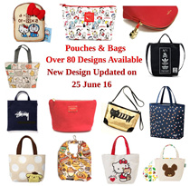 Clutch/Pouches/ Miffy Pouches Bags/Cosmetic Pouches/ Magazine Bags