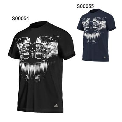 アディダス (adidas) M STRONGER グラフィックショートスリーブTシャツ JPE51 [分類:Tシャツ (メンズ・ユニセックス)]の画像
