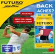 3M FUTURO™ Adjustable Back Support / Lumbar / Lower Back / Backache / Golf / Back Strain / Sprain / Injury / Prevention