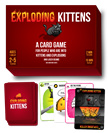 Exploding Kittens Original/ NSFW Card Game