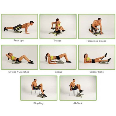 Core workout home
