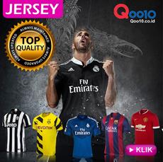 END SEASON CRAZY SALE !! - JERSEY GRADE ORI / PLAYER ISSUE GOOD and TOP QUALITY - Klub Liga Inggris Italia Spanyol Jerman Belanda