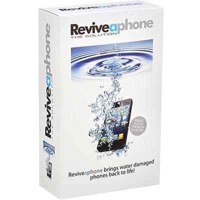 リバイバフォン(Reviveaphone) スマートフォンを水没から救出 24時間自然乾燥 【携帯復旧 スマホ水没 データ復旧 スマホ復活 魔法の液体】の画像