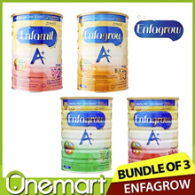 [ENFAGROW] A  Milk Powder Stage 2/3/4/5 ★ Best Choice for Mums ★ Higher DHA ★ 1.8kg
