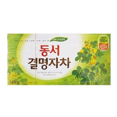 【韓国食品・韓国お茶】■東西キョルミョンジャ茶(決明子茶)18ティパック状■食水用の画像