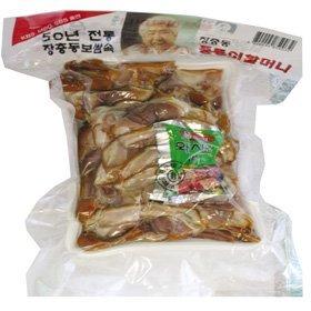 【韓国食品・韓国の食材】 ■匠忠洞豚足(スライス800g)■の画像