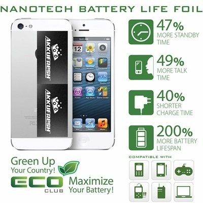 How can you maximize a smartphone battery's lifespan?