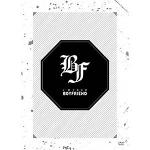 【クリックでお店のこの商品のページへ】韓国音楽 ボーイフレンド(BoyFriend) - Im your boyfriend (2DVD+フォトブック(40P)) (予約 発売日:2013.11.25以後)DVDS040