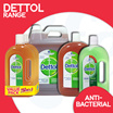 [RB] Dettol – Antibacterial pH-Balanced Disinfectant and Germicidal Hygiene